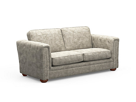 Khloe 3 Seater Sofa with Studs