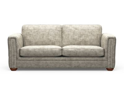Khloe 4 Seater Sofa with Studs
