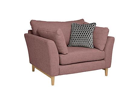 Hughenden Snuggler Chair - Wycombe