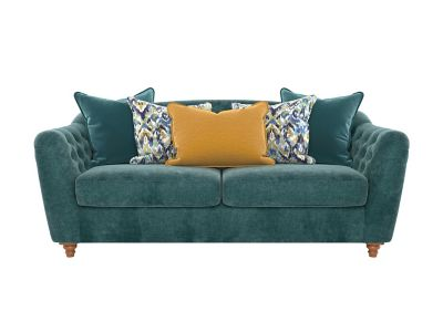 Rosemary 3 Seater Pillowback Sofa