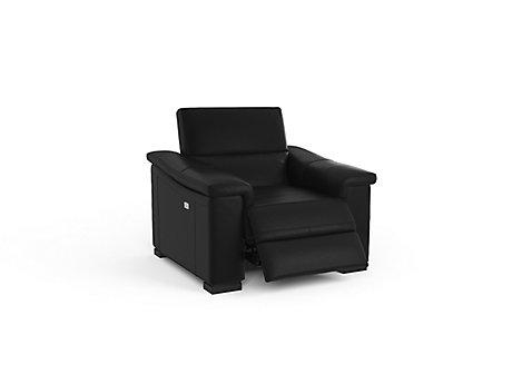 Maurizio Dual Powered Incliner Arm Chair