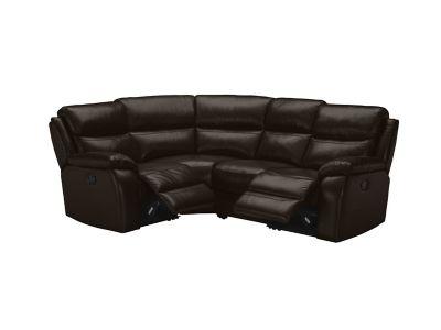 Warren Left Hand Facing Recliner Corner Sofa