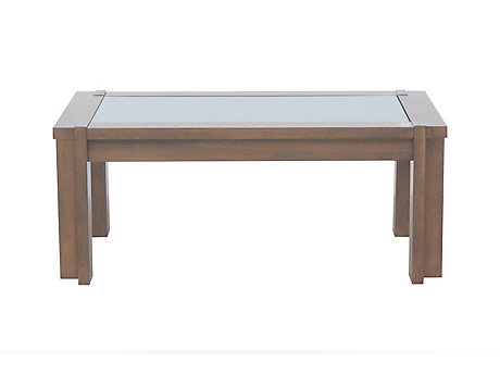 Claremount Iii Dark Rectangular Coffee Table