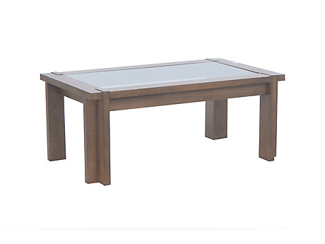 Claremount Dark Rectangular Coffee Table