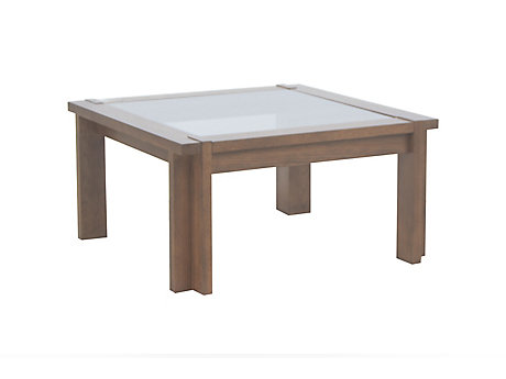 Claremount Dark Square Coffee Table