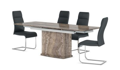 Westcombe Extending Dining Table & 6 Novara Chairs