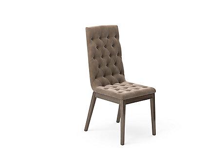 Marcello High Top Button Chair (pair)