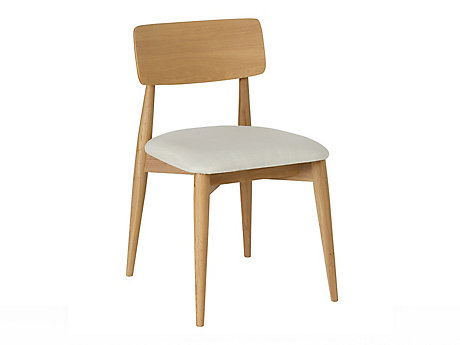 Ercol - Askett Low Back Dining Chair (Single)