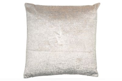 BOLD Metallica Silver Cushion