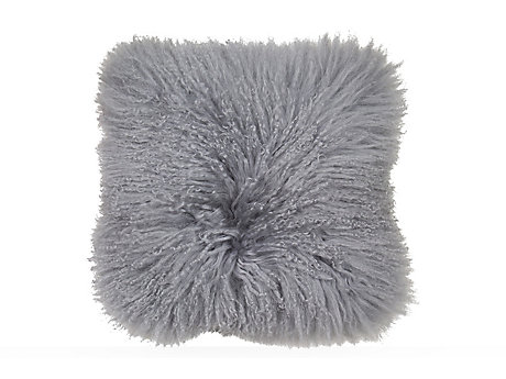 BOLD Mongolian Grey Cushion