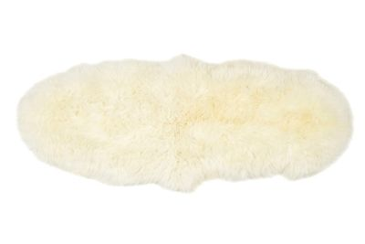 Double Sheep Skin Rug