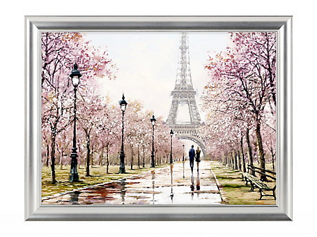 Eiffel Tower Romance