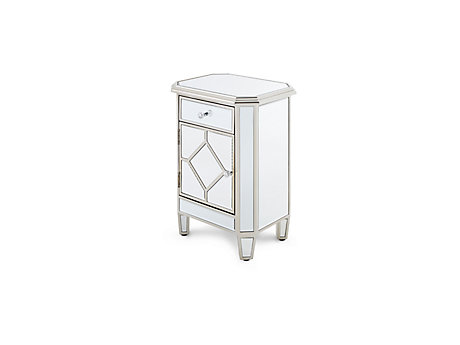 Fiorella Storage Lamp Table