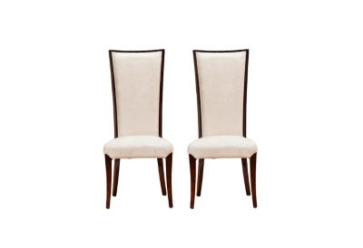 Sparta Upholstered Chairs (Pair)
