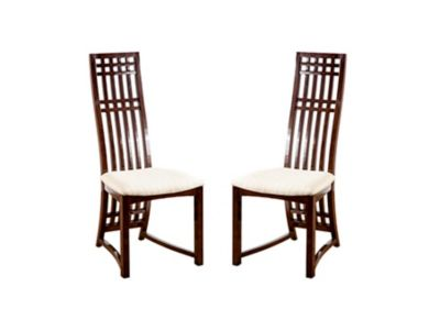 Patra Wooden Chairs (Pair)