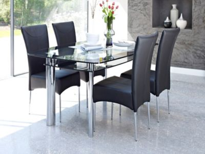 Harveys Marble Dining Table Set Harveys Patra marble dining table