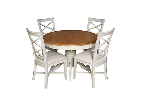 Dining Tables Wood Glass Extended Harveys Furniture - Round tables and chairs