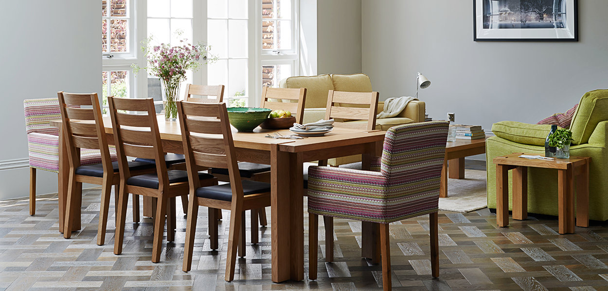 Harveys Hampshire Dining Room Furniture