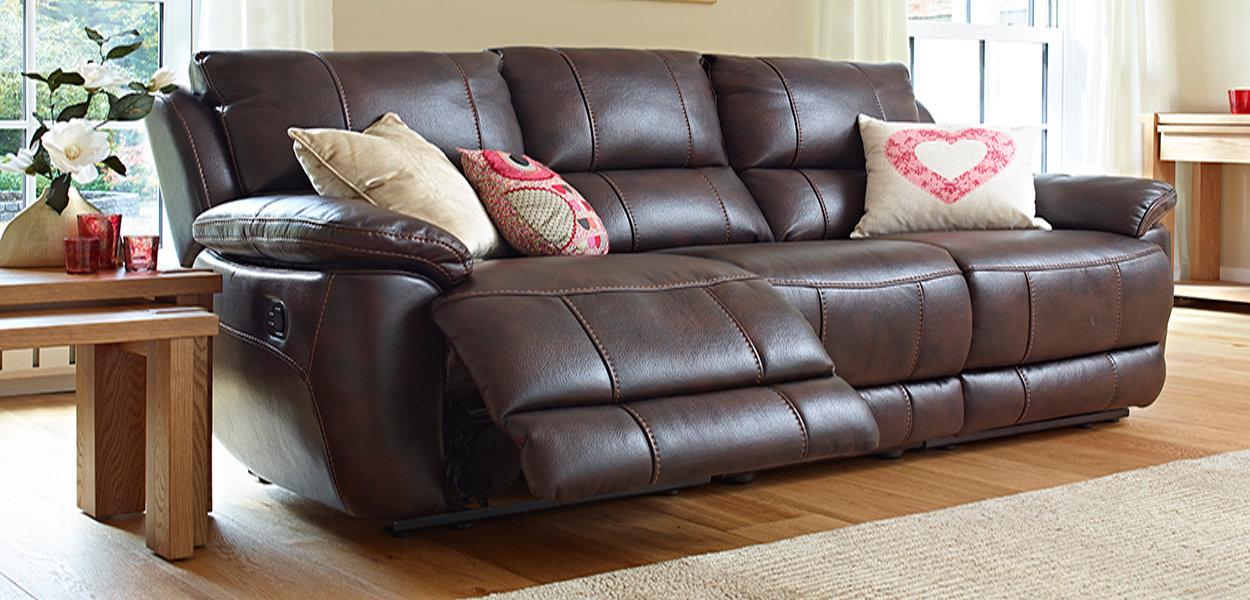 Leather Sofas Harveys Sofa Krtsy