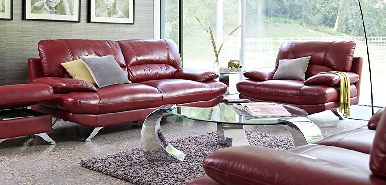Awesome Leather Sofas Harveys Sofa Krtsy