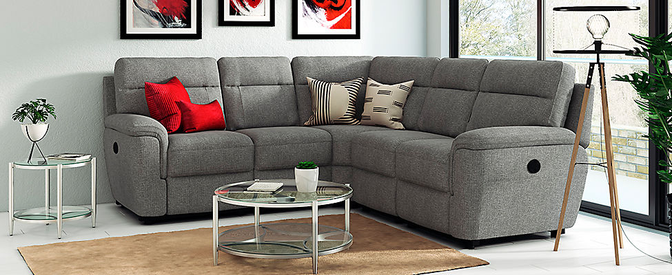 Piccadilly 2 Seater Recliner Sofa