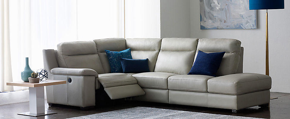 Serento 3 Seater Recliner Sofa